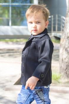 Классическое пальто для мальчика