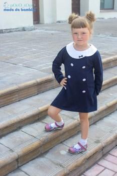 Легкое платье для садика
